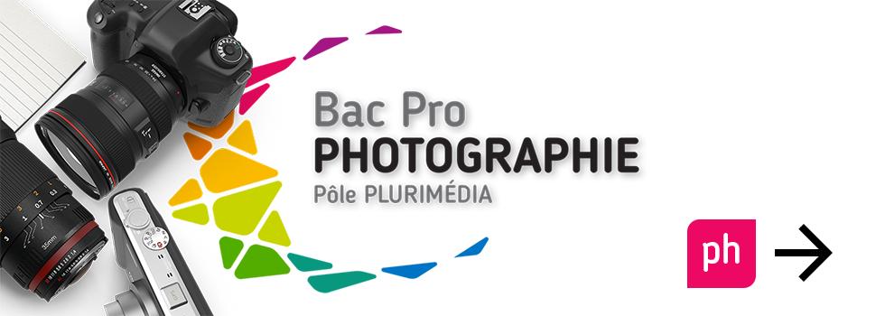 Bac pro Photographie - Pôle Plurimédia - Lycée La Fayette - Clermont-Ferrand - Redirection