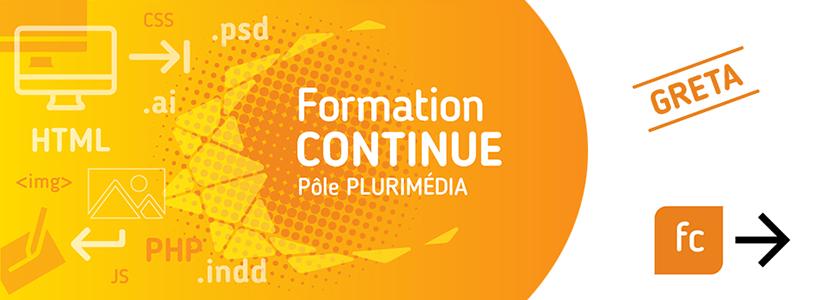 Formation plurimédia continue en GRETA - Pôle Plurimédia - Lycée La Fayette - Clermont-Ferrand - Redirection