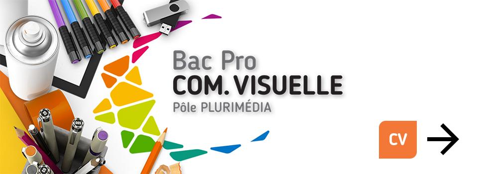 Bac pro Communication visuelle - Pôle Plurimédia - Lycée La Fayette - Clermont-Ferrand - Redirection
