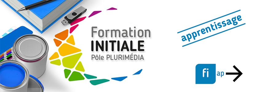Formation plurimédia initiale en apprentissage - Pôle Plurimédia - Lycée La Fayette - Clermont-Ferrand - Redirection